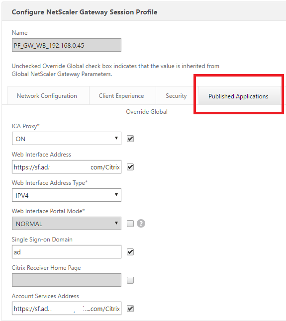 SentryBay Armoured Client for Citrix NetScaler Configuration Guide v1 0